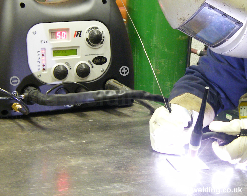 tig welder set up tig welding and polarity
