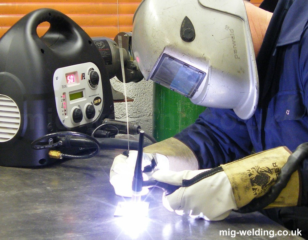 How To Tig Weld Basic Technique